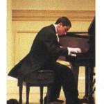 Joshua Suslak, 13, performing at Carnegie Hall
