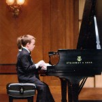 Kolia & Yura Styrkas performing at Curtis Institute of Music, Philadelphia