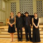 With, from left to right (Jonathan Taratuta-Titus, Philip Chan & Karen Bao)